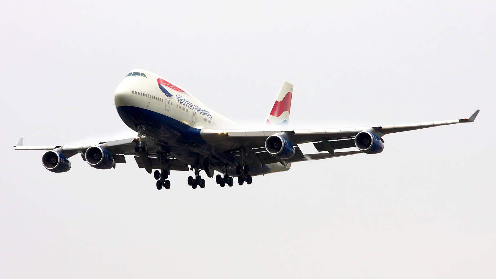 G-BYGE ✈ British Airways Boeing 747-436 @ London-Heathrow