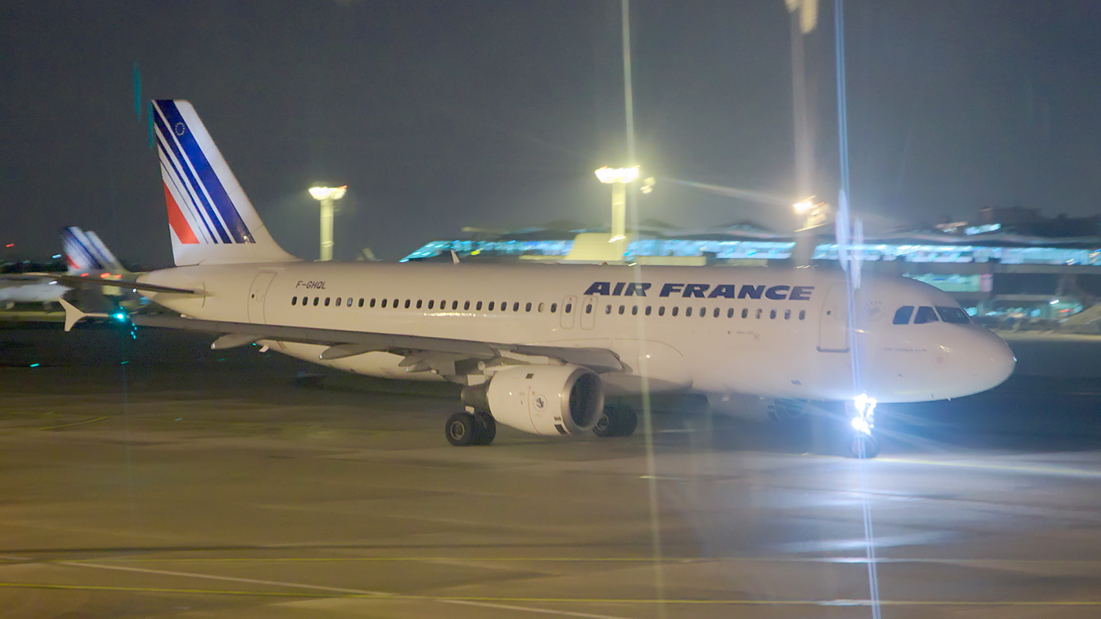 F-GHQL ✈ Air France Airbus A320-211 @ Paris-Orly