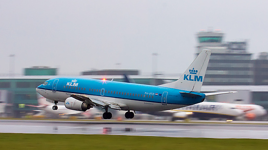 PH-BTD ✈ KLM Boeing 737-306