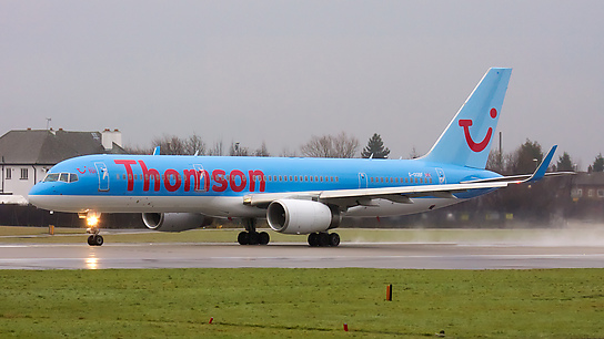 G-OOBF ✈ Thomson Airways Boeing 757-28A