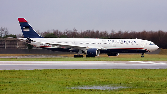 N273AY ✈ US Airways Airbus A330-323X