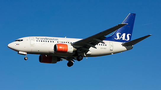 LN-RRY ✈ Scandinavian Airlines Boeing 737-683