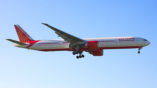 VT-ALO ✈ Air India Boeing 777-337ER