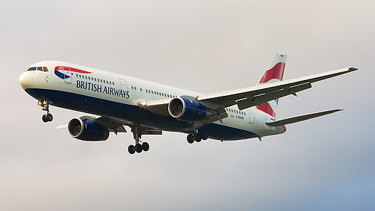 G-BNWB ✈ British Airways Boeing 767-336ER
