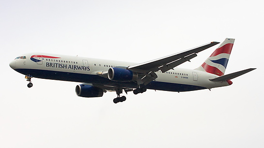 G-BNWN ✈ British Airways Boeing 767-336ER