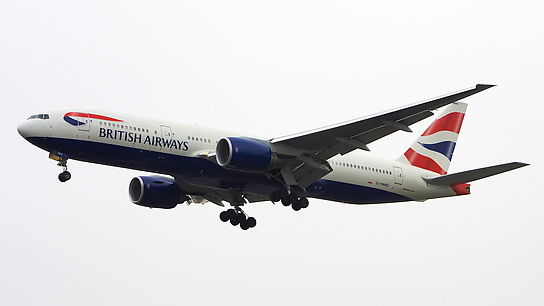 G-YMMS ✈ British Airways Boeing 777-236ER