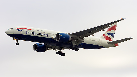 G-VIIV ✈ British Airways Boeing 777-236ER