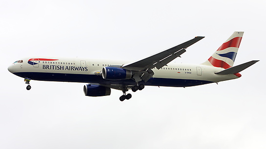 G-BNWI ✈ British Airways Boeing 767-336ER