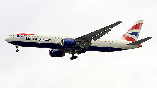 G-BNWY ✈ British Airways Boeing 767-336ER
