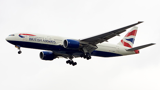 G-YMMA ✈ British Airways Boeing 777-236ER