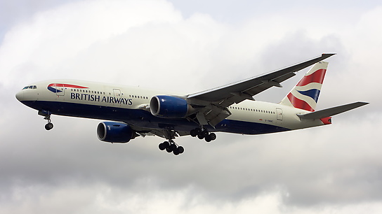 G-YMMC ✈ British Airways Boeing 777-236ER