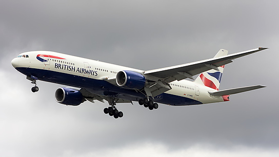 G-YMMH ✈ British Airways Boeing 777-236ER