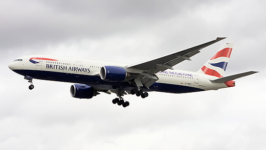 G-YMMT ✈ British Airways Boeing 777-236ER