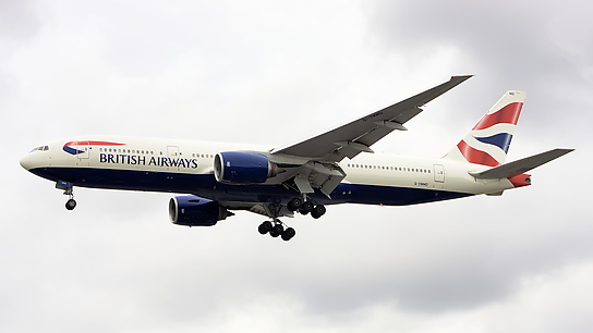 G-YMMD ✈ British Airways Boeing 777-236ER