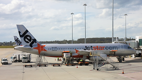 VH-VGO ✈ Jetstar Airways Airbus A320-232