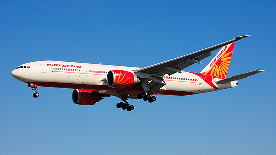VT-ALA ✈ Air India Boeing 777-237LR