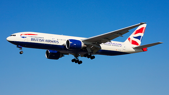 G-VIIC ✈ British Airways Boeing 777-236ER