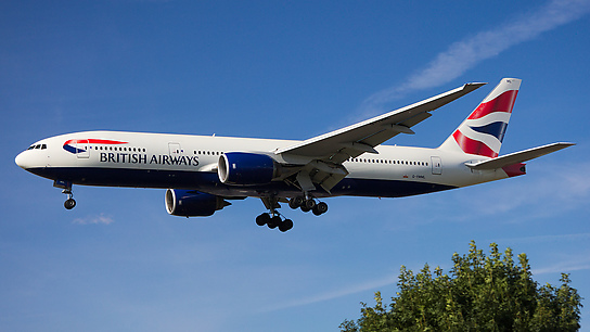 G-YMML ✈ British Airways Boeing 777-236ER
