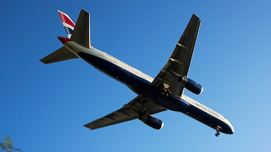G-BPEI ✈ British Airways Boeing 757-236ER