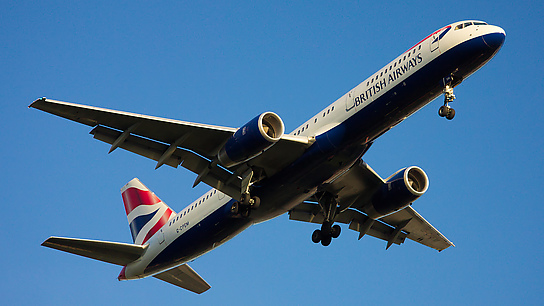G-CPEM ✈ British Airways Boeing 757-236